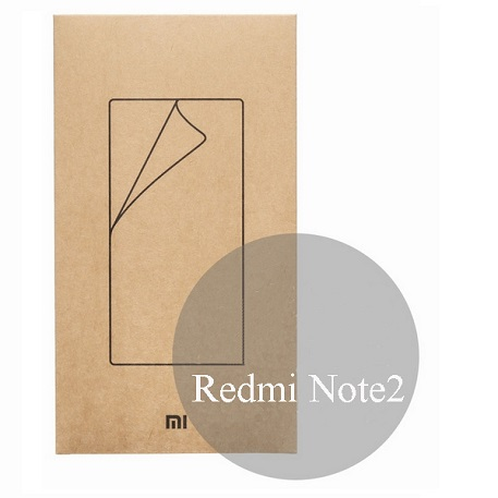 Xiaomi Redmi Note 2 Tempered Glass Screen Protector