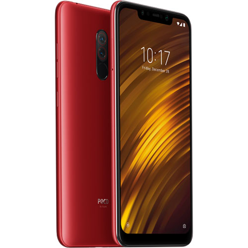 POCO F1 6GB/64GB Red