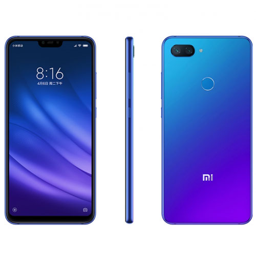 Xiaomi Mi 8 Lite 6/64GB Dream Blue