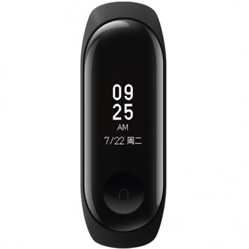 Xiaomi Mi Band 3 NFC Ed. Black
