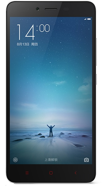 Xiaomi Redmi Note 2 2GB/16GB Dual SIM Gray