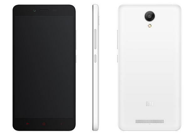 Xiaomi Redmi Note 2 2GB/16GB Dual SIM White