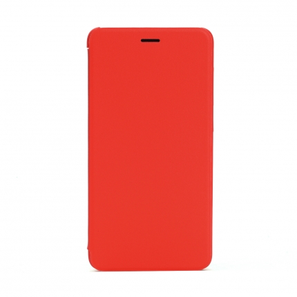 Xiaomi Redmi 2 / 2A Leather Flip Case Red
