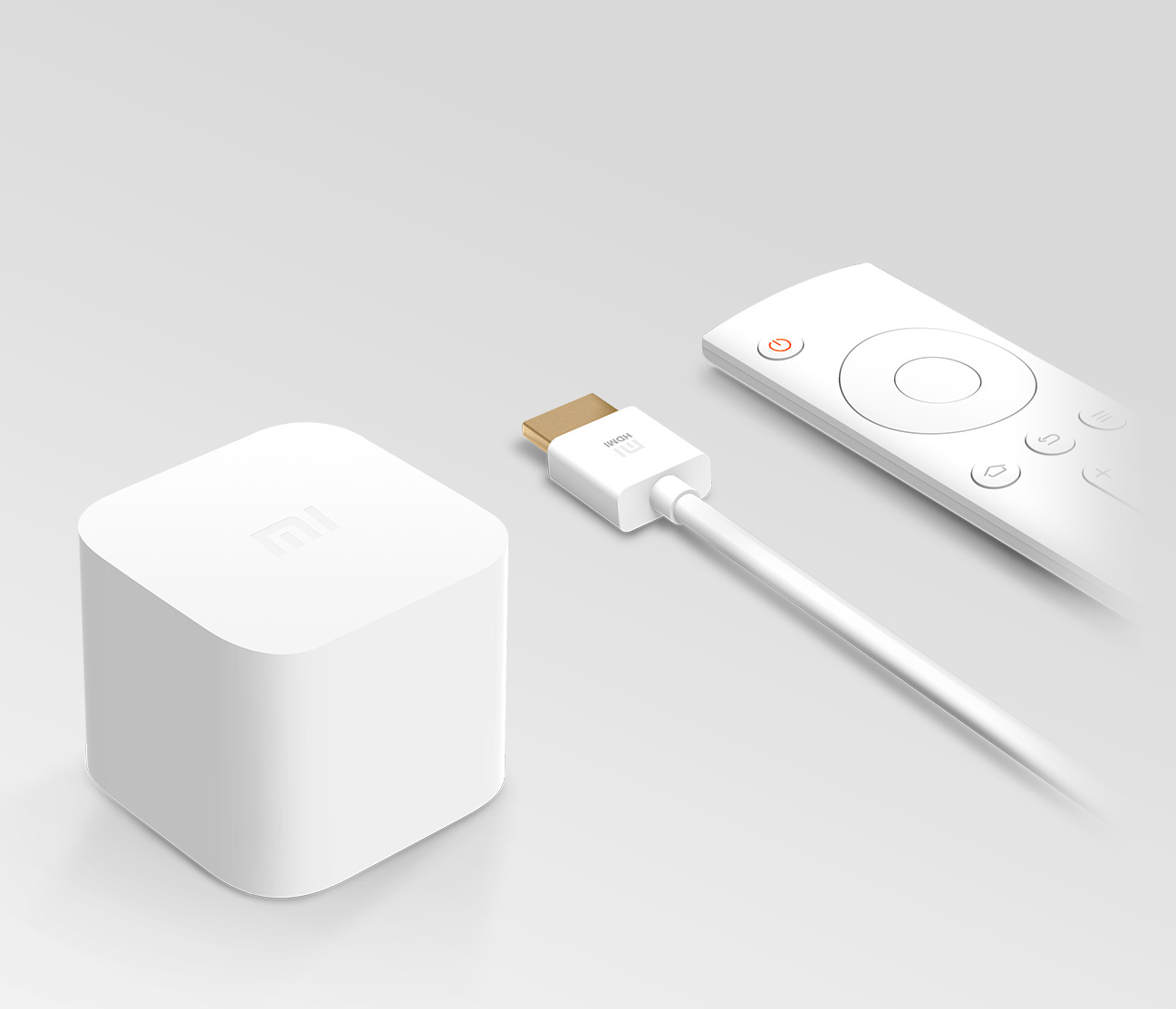 Xiaomi Mi Box Mini 1GB/4GB 1080P TV-Console White