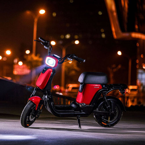 HIMO T1 Electric Bicycle Red