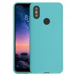 Mi A2 TPU Soft Case Green