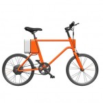 YunBike C1 Men`s Burning Orange