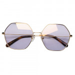 Xiaomi TS Fashion Sunglasses Geometric Shape Gold