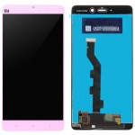 Xiaomi Mi Note Touchscreen + LCD Pink