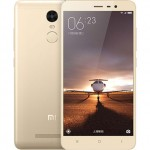 Xiaomi Redmi Note 3 2GB/16GB Dual SIM Gold