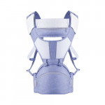 Xiaoyang Multi-funcional Baby Carrier Blue