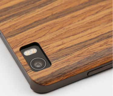 Xiaomi Mi Note Wood Back Cover Rosewood