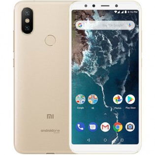 Xiaomi Mi A2 High Ed. 4GB/64GB Dual SIM Gold