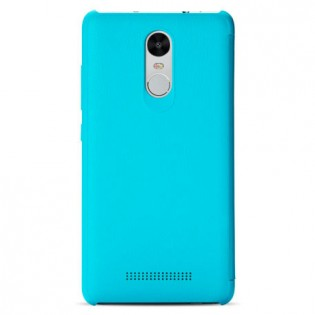 Xiaomi Redmi Note 3 Leather Flip Case Blue