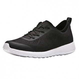 RunMi 90 Points Smart Casual Shoes Size 40 Black
