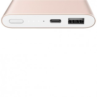 Xiaomi Mi Power Bank Pro 10000mAh Type-C Gold Kit