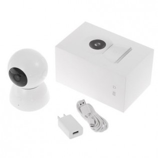 Mi Home (Mijia) 360° Home Camera White in Washington and USA: review