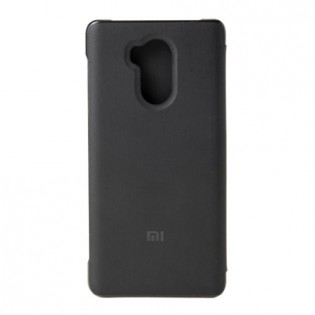 Xiaomi Redmi 4 High Ed. Smart Flip Case Gray