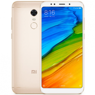 Xiaomi Redmi 5 Plus High Edition 4GB/64GB Dual SIM Gold