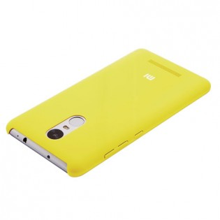 Xiaomi Redmi Note 3 Protective Case Yellow