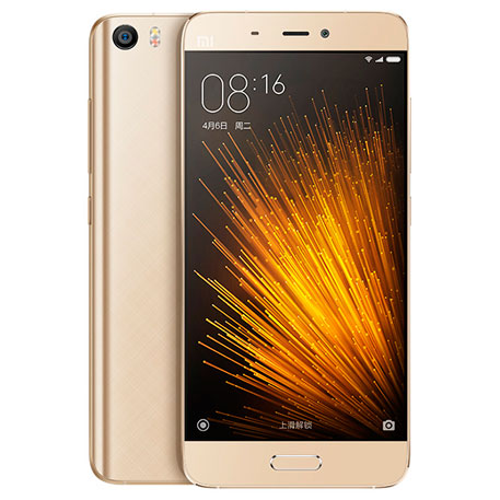 Xiaomi Mi 5 High Ed. 3GB/64GB Dual SIM 3D Glass Gold
