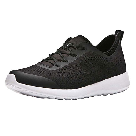 RunMi 90 Points Smart Casual Shoes Size 41 Black