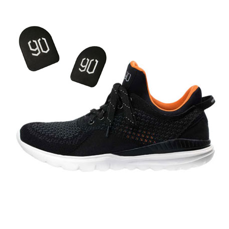 Xiaomi Mi 90 Points Smart Lightweight Running Shoes IPCore Edition Size 39 Black