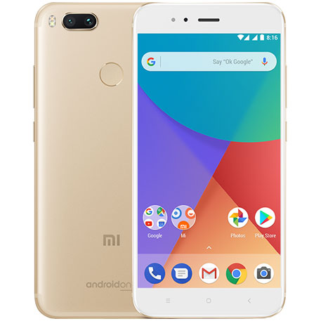 Xiaomi Mi A1 High Ed. 4GB/64GB Dual SIM Gold