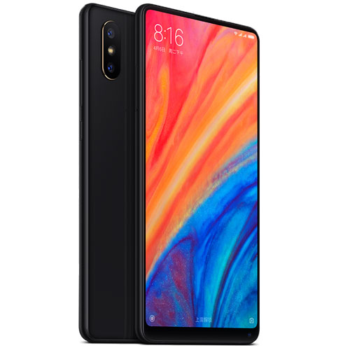 Xiaomi Mi MIX 2S 6GB/64GB Dual SIM Black