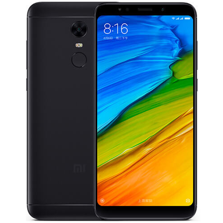 Xiaomi Redmi 5 Plus Standart Edition 3GB/32GB Dual SIM Black