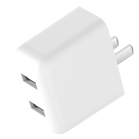 ZMI HA622 Dual USB Quick Charger Kit White