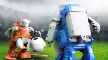 SIMI Soccer Robot – the Toy That Will Never Let Your Child Be Bored