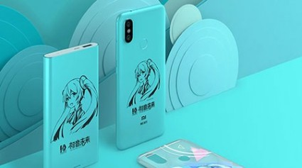 Mi 6X Hatsune Miku Edition – the Best Gift for Anime Fan