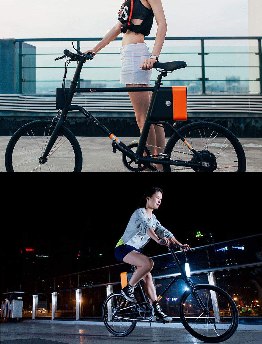 Yunbike C1 Men S Burning Orange In Washington And Usa Review Description Specifications Photo